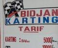 Abidjan Karting El Keif