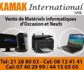 KAMAK INTERNATIONNAL SARL