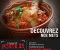 Restaurant La PORTE 21