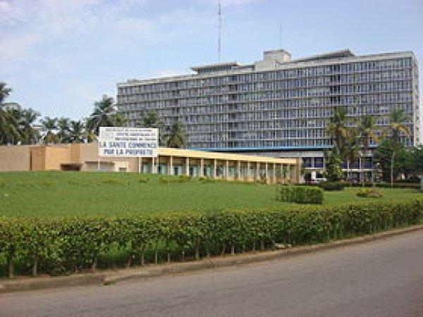 CENTRE HOSPITALIER ET UNIVERSITAIRE CHU COCODY