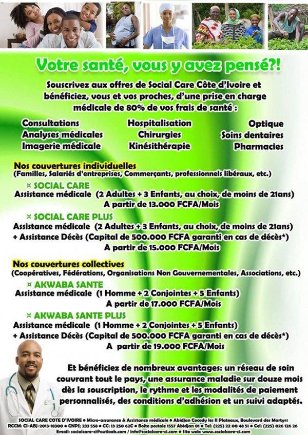 Social Care Cote d'Ivoire