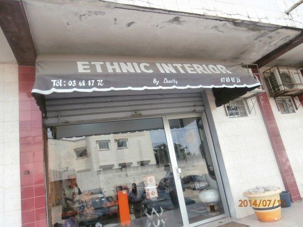 ETHNIC INTERIOR