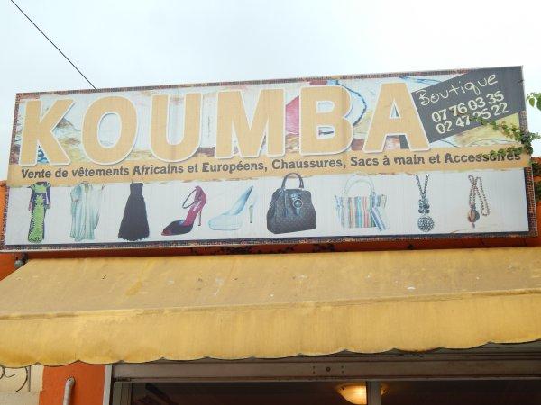 KOUMBA BOUTIQUE