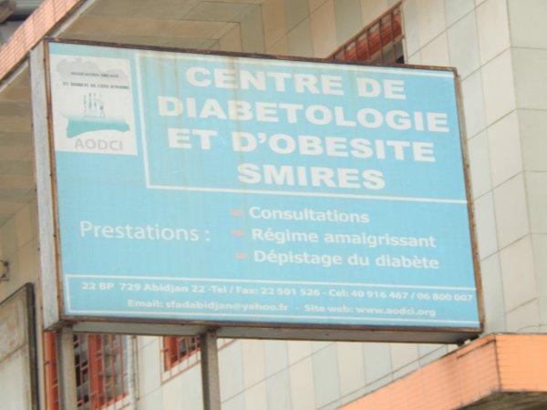 CENTRE DE DIABETOLOGIE ET D'OBESITE SMIRES