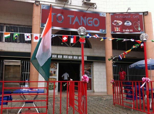 TO TANGO