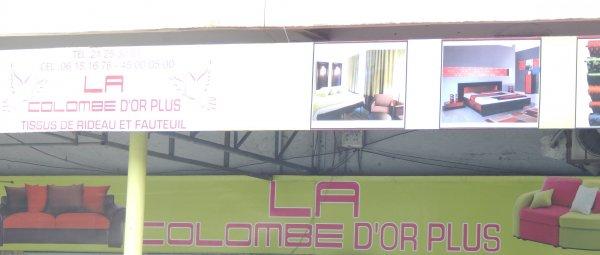 LA COLOMBE D'OR PLUS