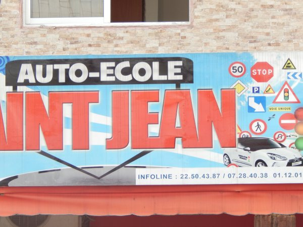 Auto-Ecole SAINT JEAN