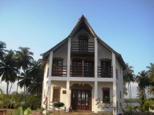 Maison de la lagune