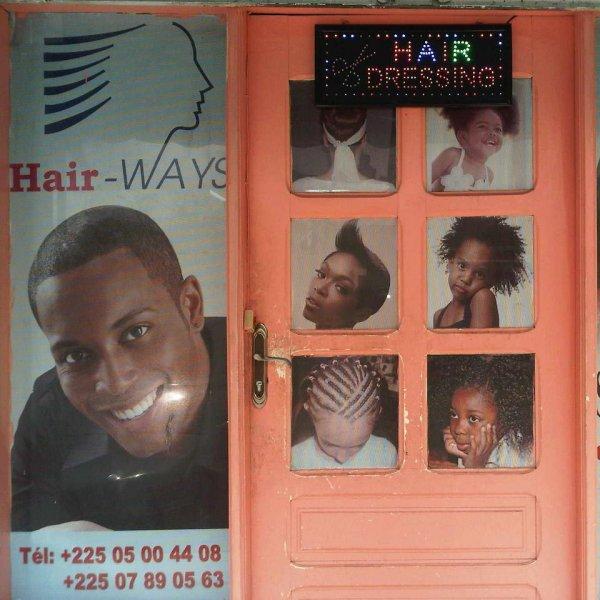Le Hairways Salon De Beauté