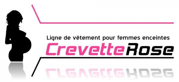 Crevette Rose (le Dressing de la Future Maman)