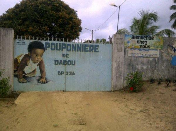 La Pouponnière de Dabou