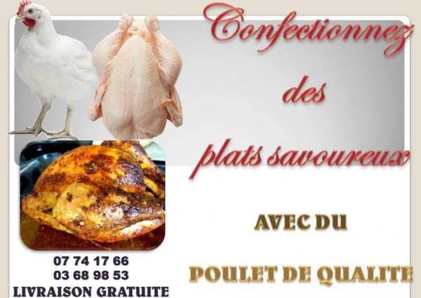 Joel Poulet (Super poulets de chair)