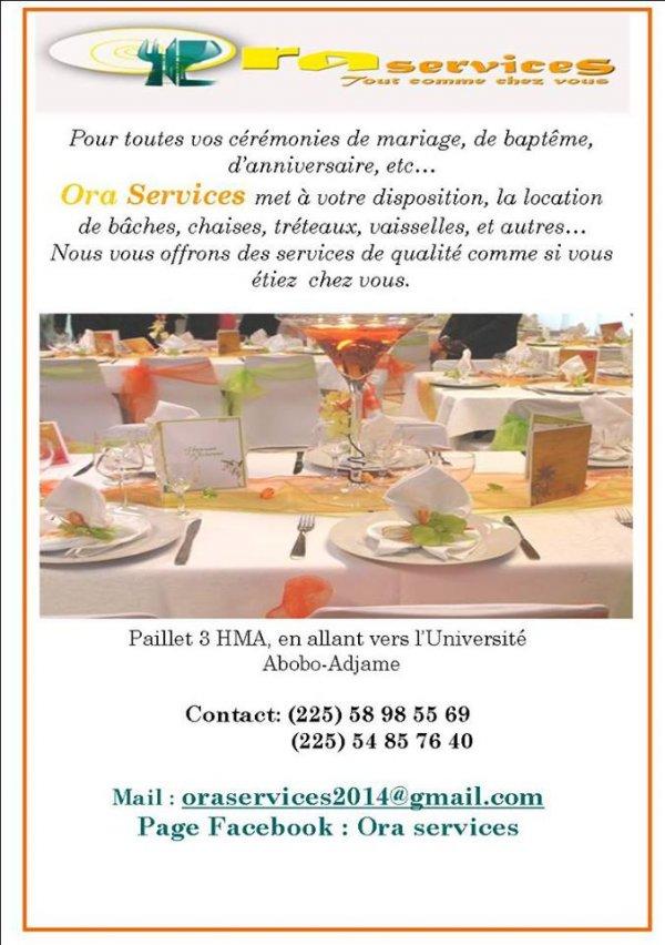 Ora Services