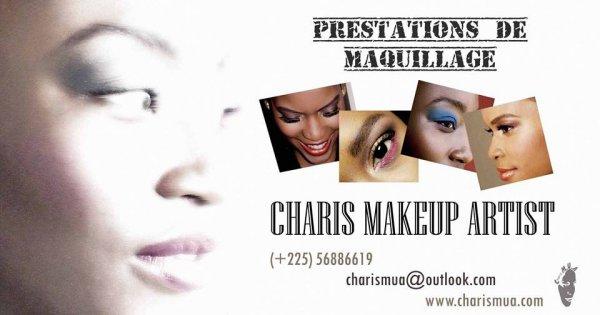 Charis Makeup Artist