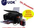 UOK (Recharge d'encre automatique)