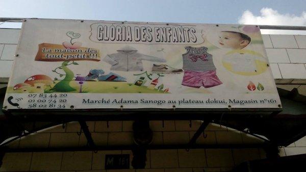Gloria des Enfants