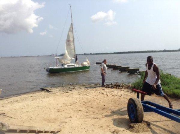 Cercle de la voile d'Abidjan