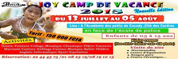 Joy ' s Camp