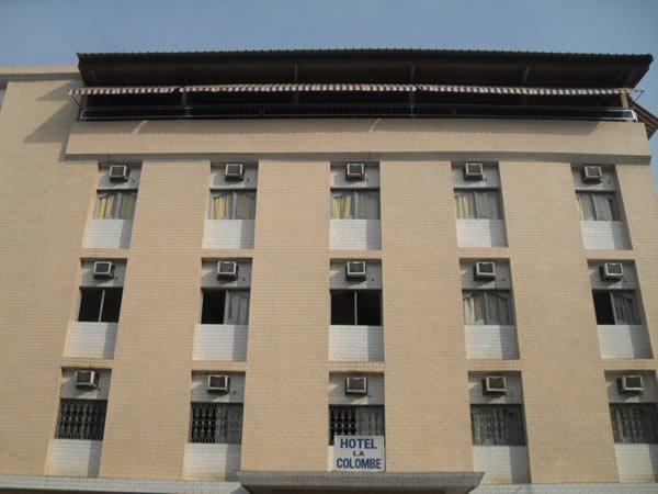 Hôtel la Colombe