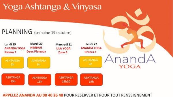 Ananda YOGA Abidjan
