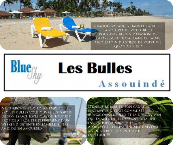 BLUE SKY Les Bulles Assouindé