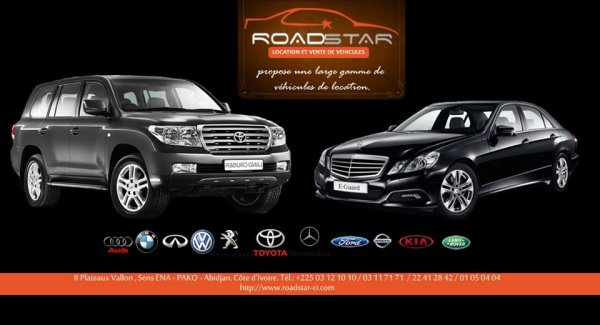 ROAD STAR (location et vente de véhicules)