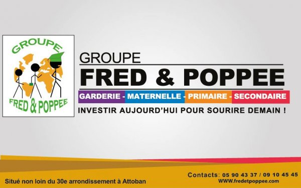 Fred & Poppee
