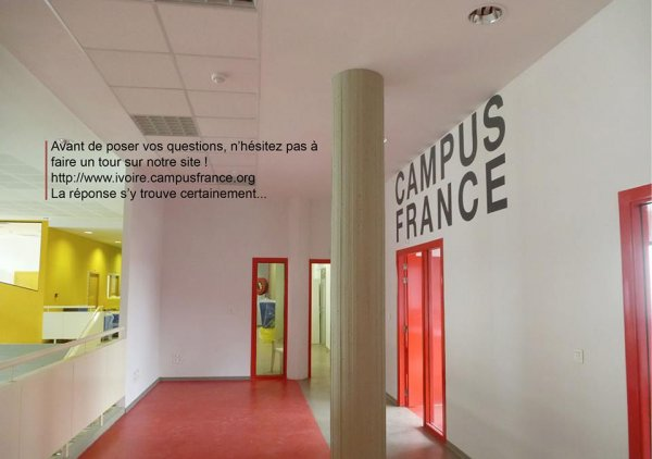 Campus France Côte d'Ivoire
