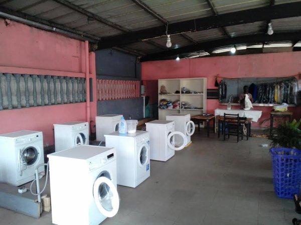 La Laverie Express d'Abidjan