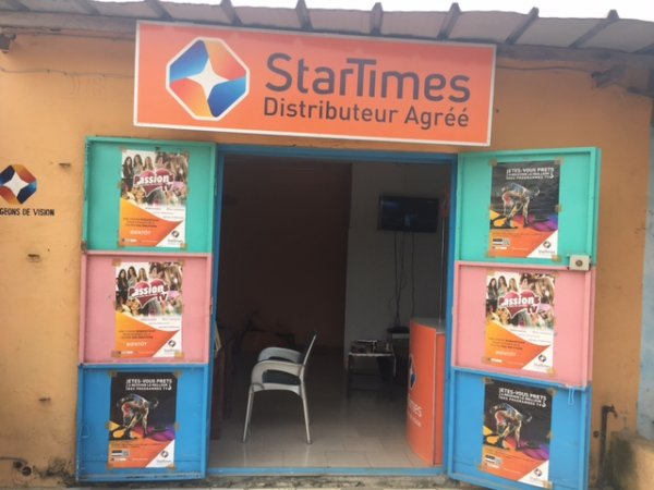 Agence Startimes Riviera CIAD