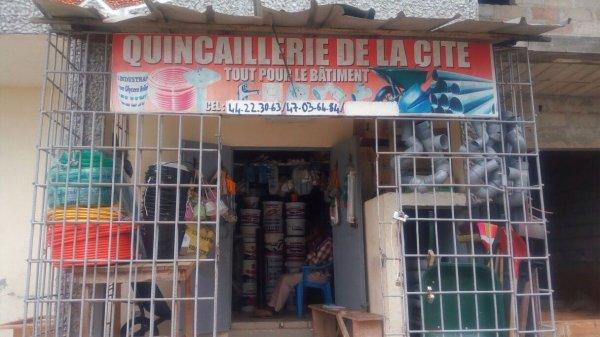QUINCAILLERIE DE LA CITE