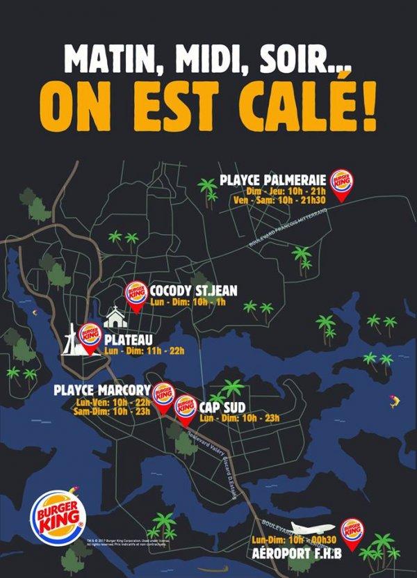 Burger King Côte d'Ivoire