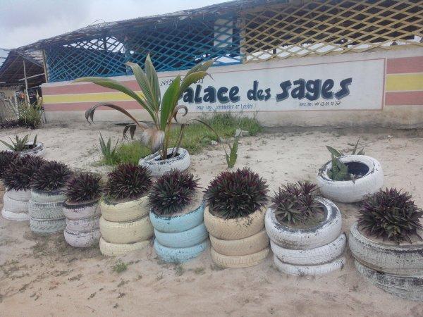 PALACE DES SAGES