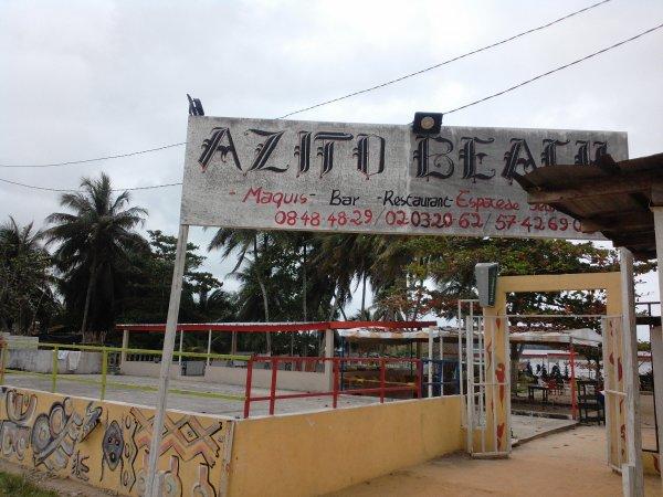 AZITO BEACH