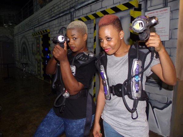 Laser Street Abidjan