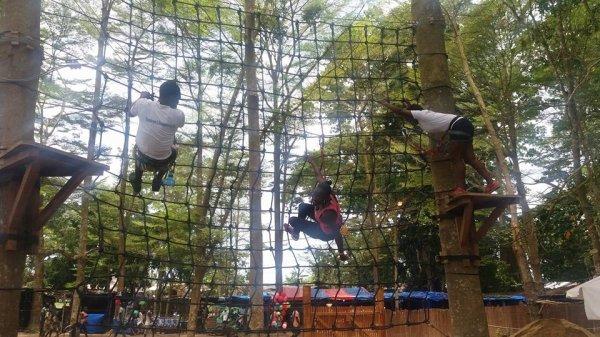 Parc Aventure Bonoua
