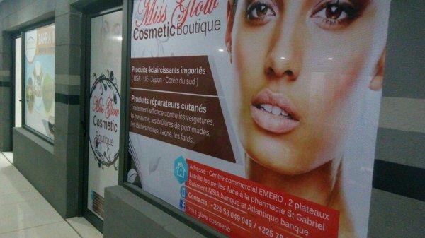 Miss Glow cosmetic