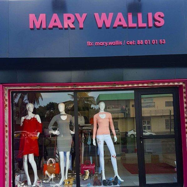 Mary wallis
