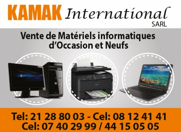 KAMAK INTERNATIONNAL SARL