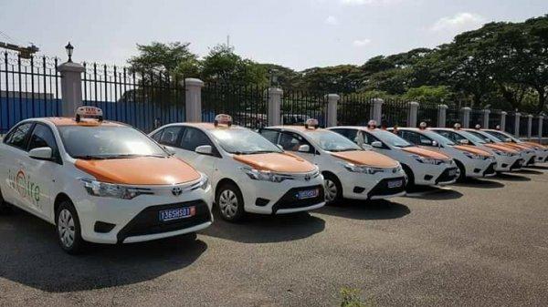 Ivoire Taxi