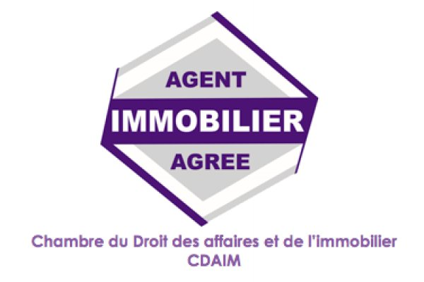 CDAIM (Agent Immobilier Agree)