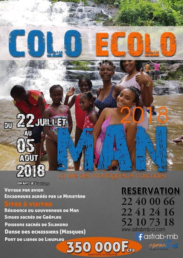 COLO ECOLE [MAN 2018]