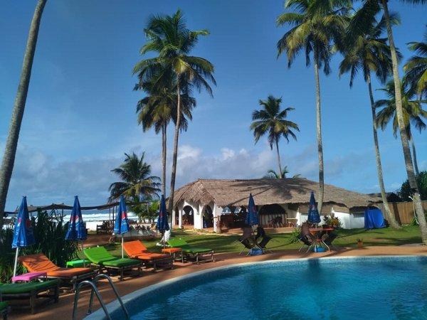 Le Bahia hôtel