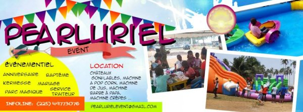 Pearluriel event