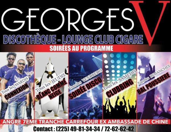 Georges V Abidjan