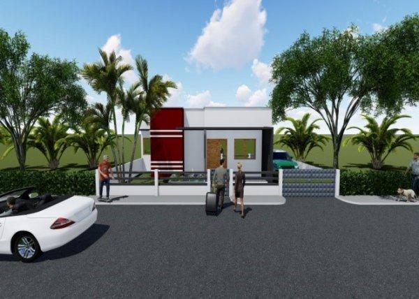Villa Basse - Cité Colombe 3 – Bingerville – BATIR_SA