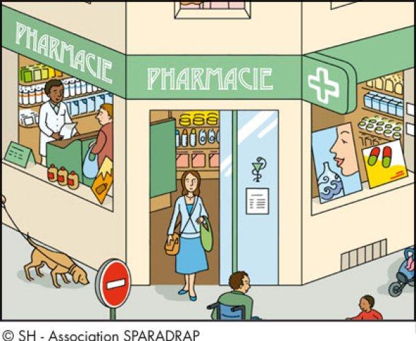 PHARMACIE LES STUDIOS